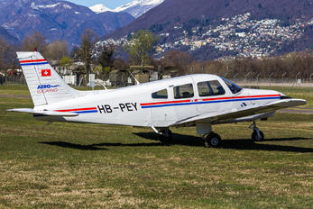 HB-PEY - Private Piper PA-28 Warrior