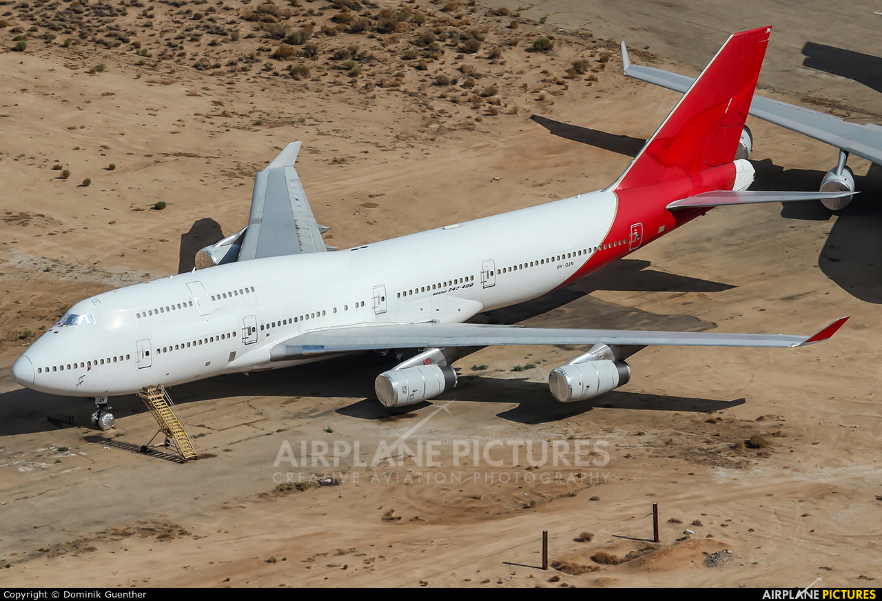 Victorville Aircraft Storage Qantas Dandk Organizer