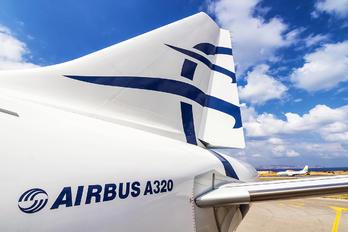 SX-DGU - Aegean Airlines Airbus A320