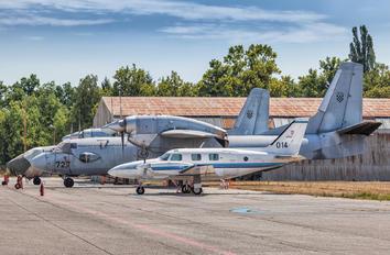 014 - Croatia - Air Force Piper PA-31 Navajo (all models)