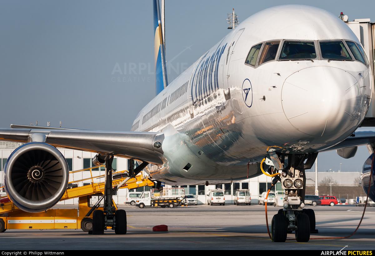 Condor D-ABOM aircraft at