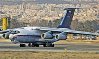 5-8206 - Iran - Islamic Republic Air Force Ilyushin Il-76 (all models) aircraft