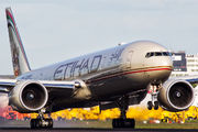 A6-ETR - Etihad Airways Boeing 777-300ER aircraft