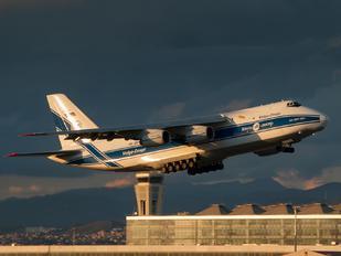 RA-82042 - Volga Dnepr Airlines Antonov An-124
