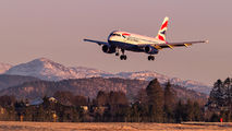 G-EUPJ - British Airways Airbus A319 aircraft