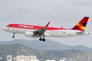 PR-ONS - Avianca Brasil Airbus A320 aircraft