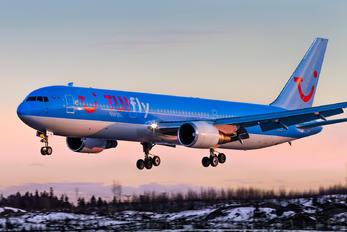 SE-RFR - TUIfly Nordic Boeing 767-300
