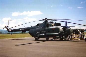 MSP016 - Costa Rica - Ministry of Public Security Mil Mi-17
