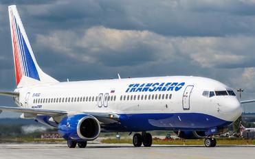 EI-RUO - Transaero Airlines Boeing 737-800