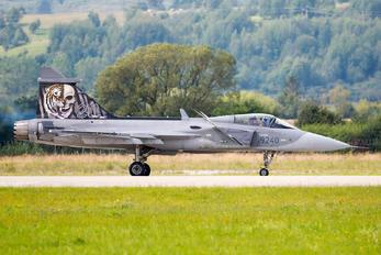 9240 - Czech - Air Force SAAB JAS 39C Gripen