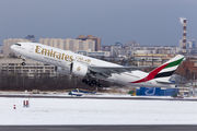 A6-EWE - Emirates Airlines Boeing 777-200LR aircraft