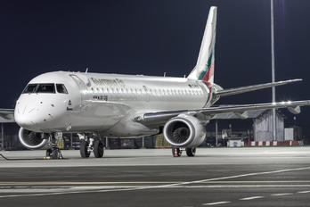 LZ-PLO - Bulgaria Air Embraer ERJ-190 (190-100)