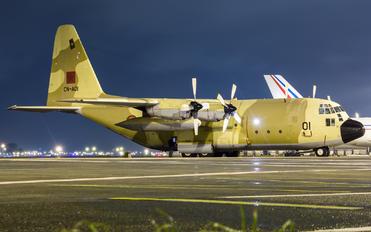 CN-AOI - Morocco - Air Force Lockheed C-130H Hercules