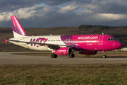 HA-LYV - Wizz Air Airbus A320 aircraft