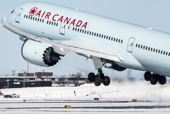 C-FNOH - Air Canada Boeing 787-9 Dreamliner