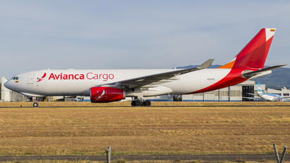 N334QT - Avianca Cargo Airbus A330-200F