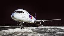 N918FD - FedEx Federal Express Boeing 757-200F aircraft