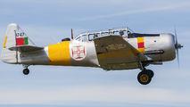 G-BGPB - Private North American Harvard/Texan (AT-6, 16, SNJ series) aircraft