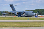 080002 - Hungary - Air Force Boeing C-17A Globemaster III aircraft