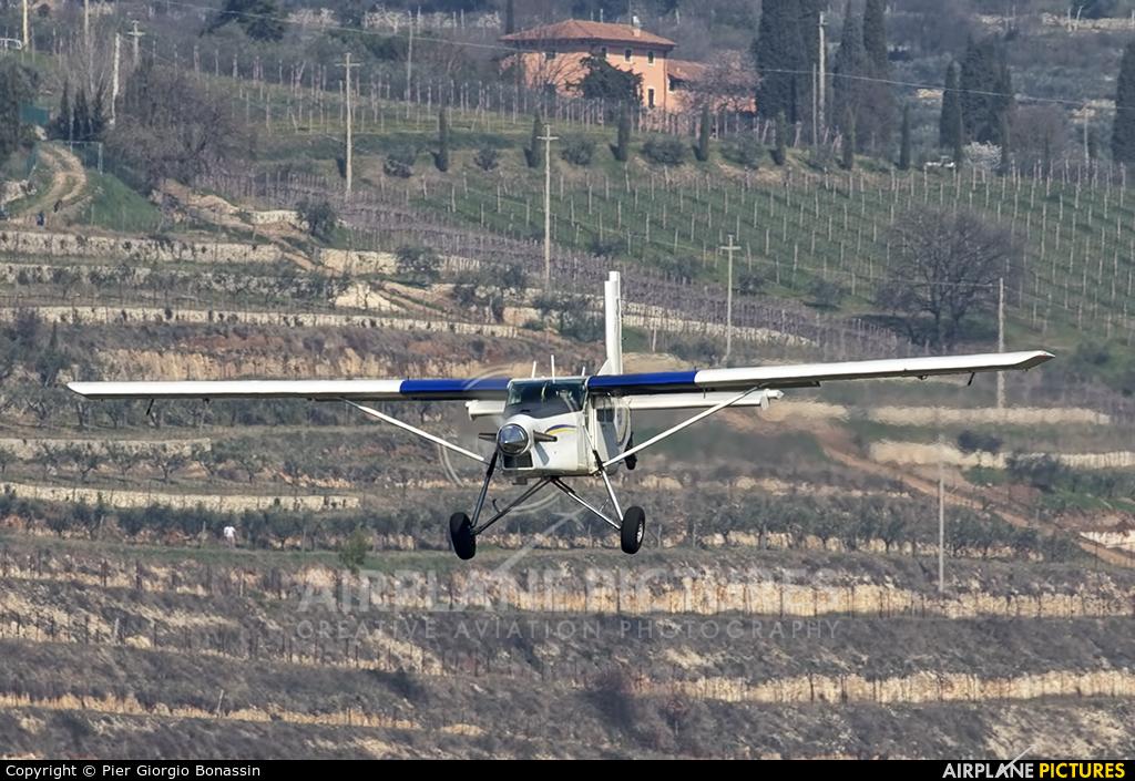 Private F-GSAT aircraft at Verona - Boscomantico