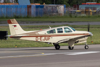 D-EJUF - Private Beechcraft 33 Debonair / Bonanza