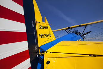 N52548 - Private Boeing Stearman, Kaydet (all models)