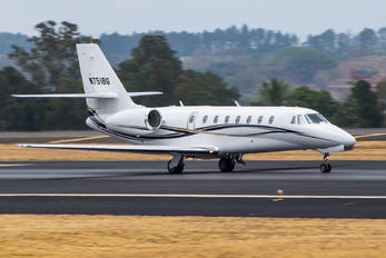 N751BG - Private Cessna 680 Sovereign