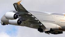 A6-APA - Etihad Airways Airbus A380 aircraft