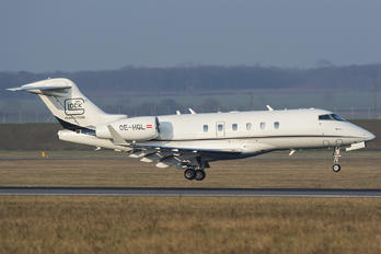 OE-HGL - Private Bombardier BD-100 Challenger 300 series