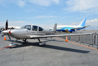 N170CT - Cirrus Aviation Cirrus SR22