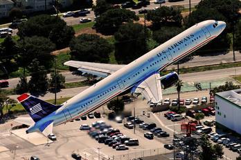 N151UW - US Airways Airbus A321