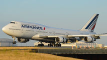 F-GITI - Air France Boeing 747-400 aircraft