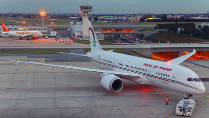 CN-RGB - Royal Air Maroc Boeing 787-8 Dreamliner