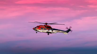 LN-OJA - CHC Norway Eurocopter EC225 Super Puma