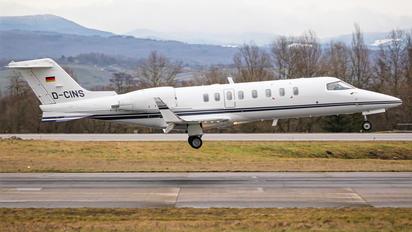 D-CINS - Aero Dienst Learjet 45