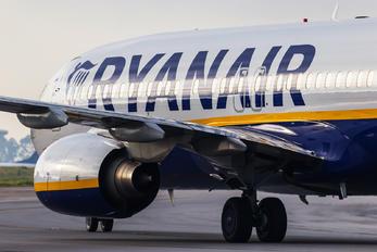 EI-EXD - Ryanair Boeing 737-800