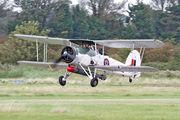 "LS326 - Royal Navy ""Historic Flight"" Fairey Swordfish II aircraft"