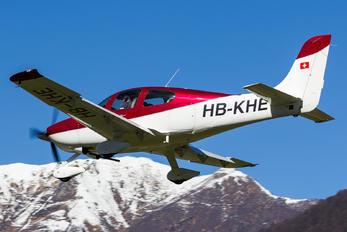 HB-KHE - Private Cirrus SR20