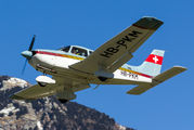 HB-PKM - Private Piper PA-28 Archer aircraft