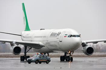 EP-MMA - Mahan Air Airbus A340-300