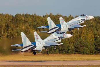 RF-95241 - Russia - Air Force Sukhoi Su-30 M2