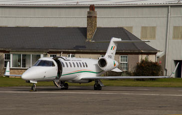 258 - Ireland - Air Corps Learjet 45