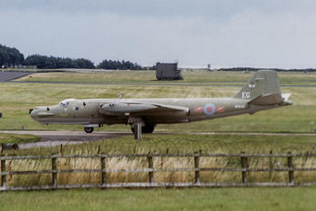 WH646 - Royal Air Force English Electric Canberra T.17