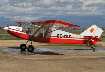 EC-YKF - Private Rans S-6, 6S / 6ES Coyote II