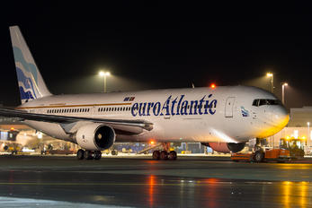 CS-TFT - Euro Atlantic Airways Boeing 767-300ER