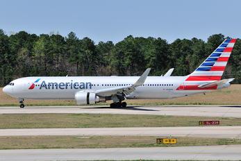 N349AN - American Airlines Boeing 767-300ER