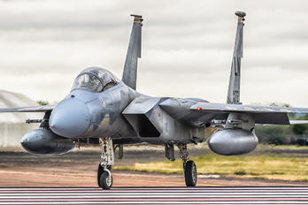 86-0172 - USA - Air Force McDonnell Douglas F-15C Eagle