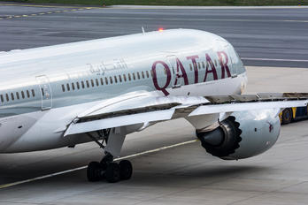 A7-BCT - Qatar Airways Boeing 787-8 Dreamliner