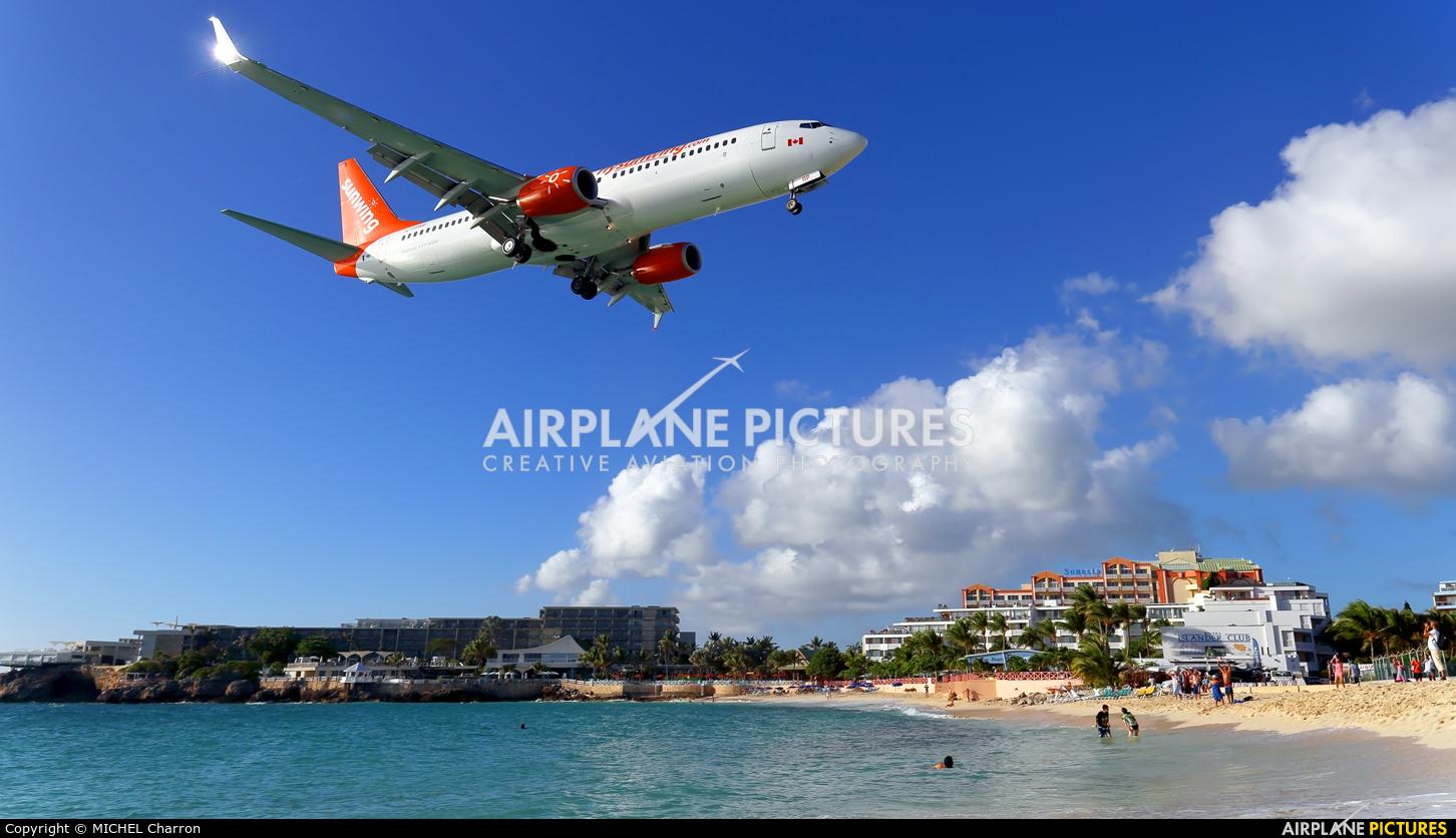 - Airport Overview C-FPRP aircraft at Sint Maarten - Princess Juliana Intl