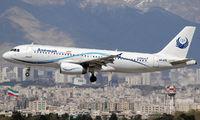 EP-APE - Iran Aseman Airbus A320 aircraft